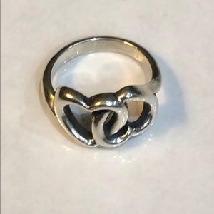 Linked Hearts Ring James Avery